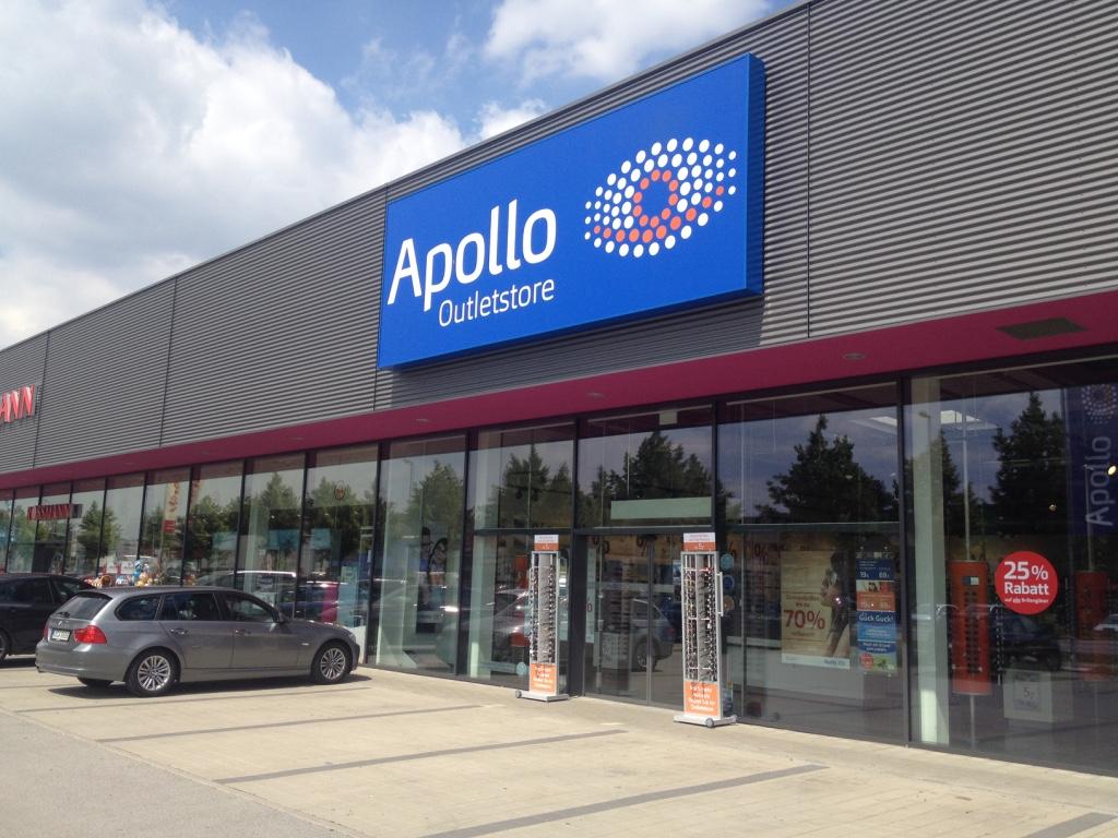 c9ff0172f5d8ad Brillen Outlet Apollo in Ingolstadt - kleiner Preis